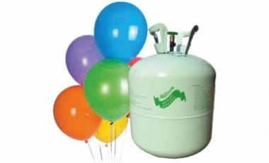 Párty Helium s balónky