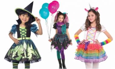 Karnevalové kostýmy dívčí